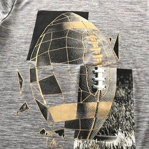 Boys Old Navy silky shirt